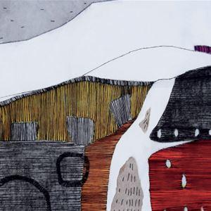 © Copy; Östersunds Konstklubb, Utställning - Svart tråd / Linda Lasson