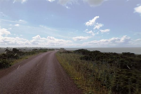 Sveriges vackraste vägsträckning? - Öland Trail Tours