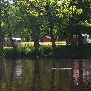 Campingplats, Mörrumsån