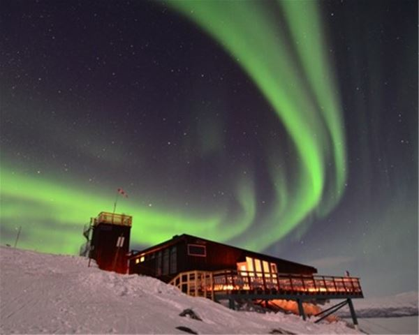 Lights Over Lapland photographer Chad Blakely