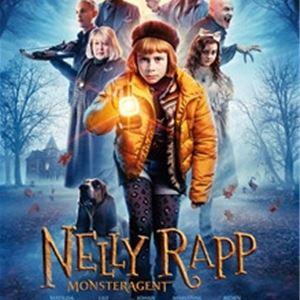 Inställt: Film: NELLY RAPP - MONSTERAGENT (SV. TXT)