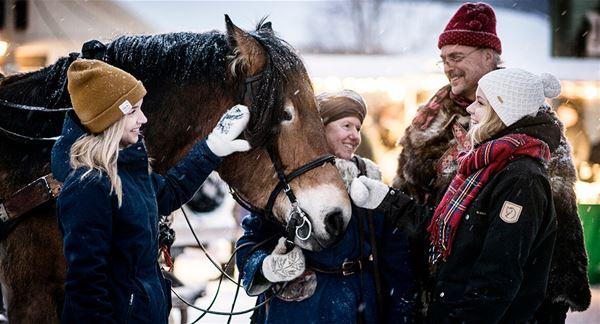 INSTÄLLT - Juletid på Jamtli