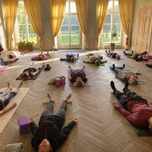 Yogahelg i Österbybruks Herrgård
