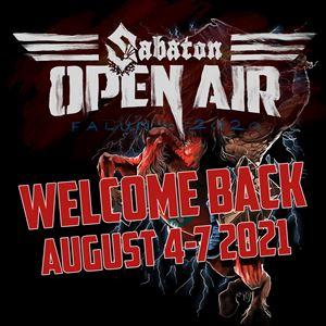 Sabaton Open Air - FLYTTAT TILL 2022