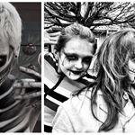 Halloween skull makeup - kurs för barn och ungdomar