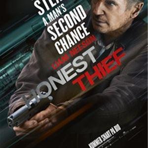 Inställt: Film: HONEST THIEF