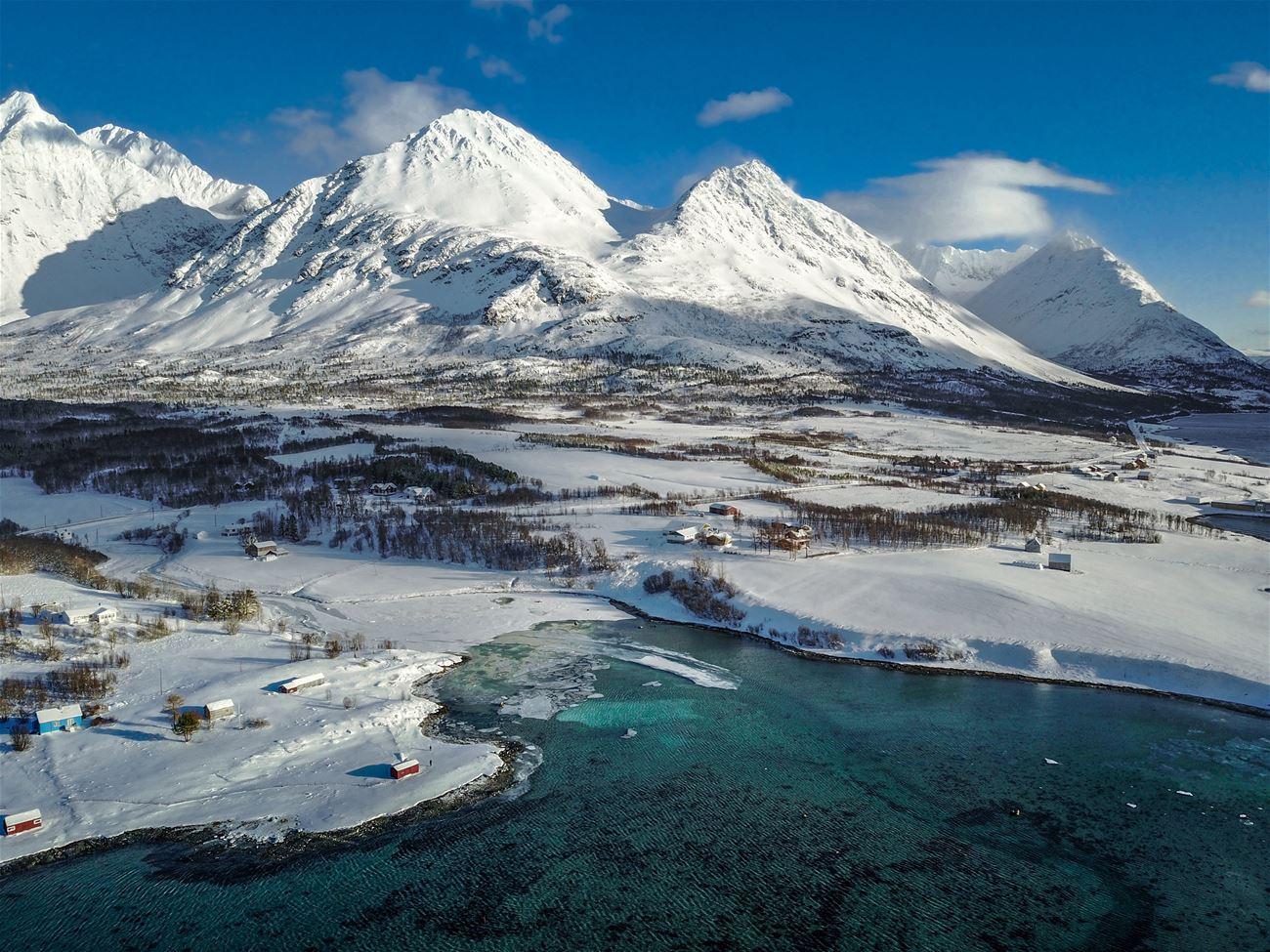 Vinter på Svensby © Jan Oliver Koch