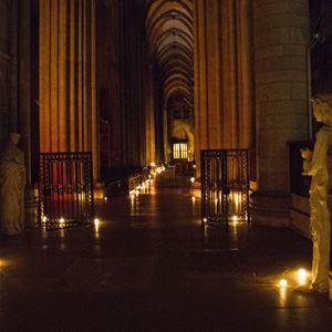 Si les objets pouvaient parler #2 (visite nocturne de la cathédrale)