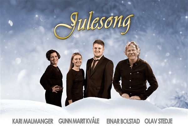 Julesong med Olav Stedje