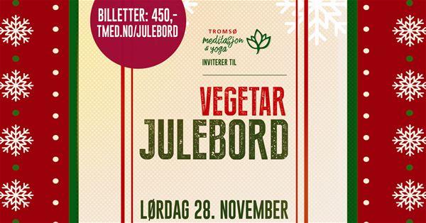 © Tromsø meditasjon, Vegetarian christmas party