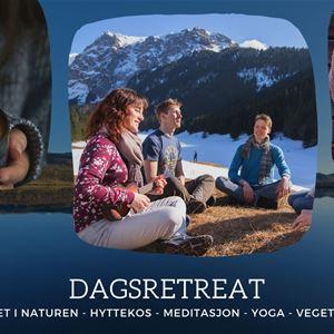 © Tromsø meditasjon, Dagsretreat på Tussevollen | Natur, Meditasjon & Yoga, Vegetarmat