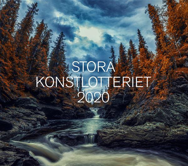Foto: Göran Strand ,  © Copy: Göran Strand, Utställning: Stora Konstlotteriet 2020