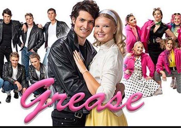 """Musikal: """"Grease"""" på Alandica"""