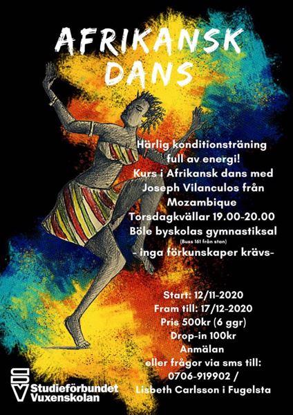 © Copy: https://www.facebook.com/groups/176189135897989/permalink/1616023295247892, Dansa Afrikansk dans!
