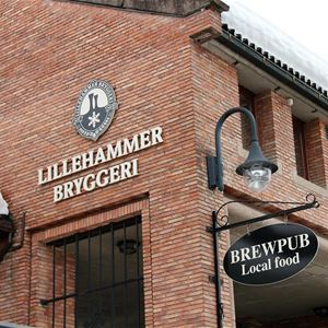 Christmas Blues at Lillehammer brewery
