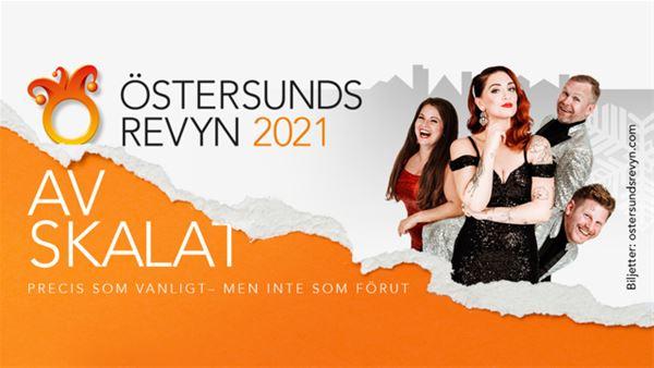 © Copy: Östersundsrevyn, Östersundsrevyn 2021 - Digitalt
