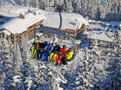 Fri Ski - Opplev Kvitfjell og 2 dager på ski