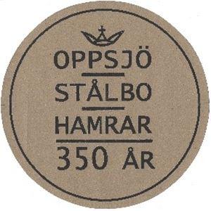 Utställning om Stålbo Oppsjö hamrar som firar 350 år!
