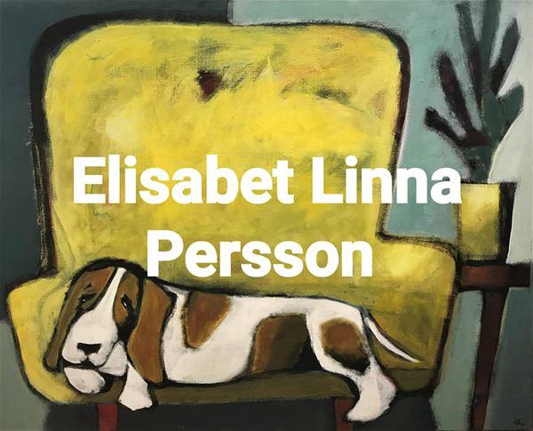 © Copy: https://www.facebook.com/Galleri-Renee-164500296924693, Utställning - Elisabet Linna Persson
