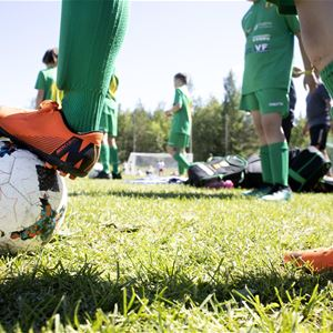 Fotbollscamp - Siljanskampen