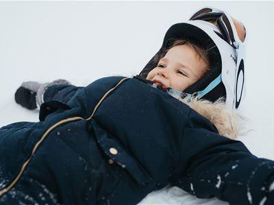 Familie: Barnas skiweekend på Gausta