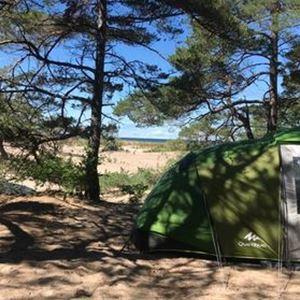 Tofta Camping - Tältplats med el