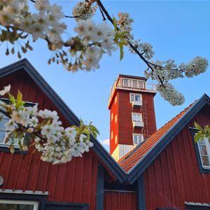 Aspö Lotstorn, STF Hotell