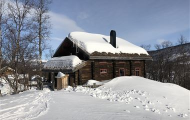 Stuga 906 Varglyan