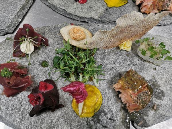 © Senja Fjordhotell, Platter of tapas