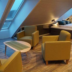 © Senja Fjordhotell, Suite på Senja Fjordhotell