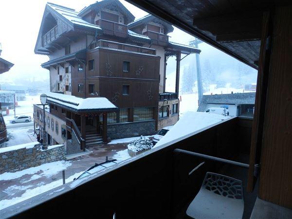 3 pièces 5 personnes skis aux pieds / CHAMOIS 3 (Montagne de Charme)