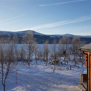 Fjällnäs Camping & Lodge