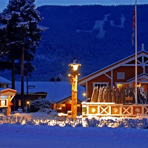 New Year's Eve at Hafjell Hotel