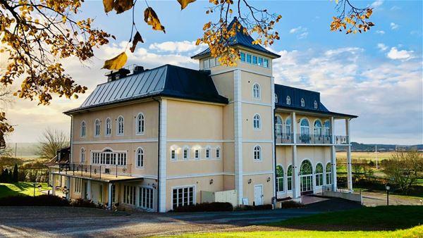 Johannesberg slott - boende