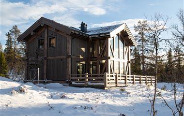 Panorama Mountain Lodge - Nybyggda hus med magisk utsikt och perfekt läge.