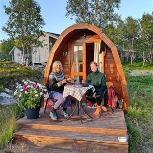 © Fjordbotn Camping, Balder-hytta