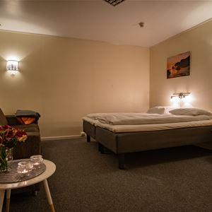 © Skagi Senja hotel & lodge, Dobbeltrom med utsikt
