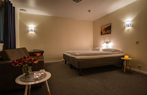 © Skagi Senja hotel & lodge, Double room with a view