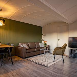 © Skagi Senja hotel & lodge, Oppholdsrom i hytte
