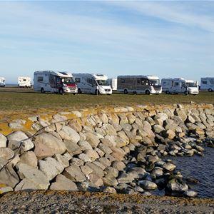 Motorhome parking - Nogersunds gästhamn