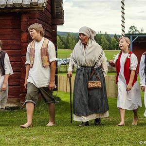 Teater Gustav Vasa i Svärdsjö INSTÄLLT!