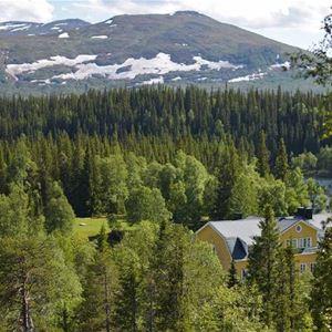 STF Enaforsholm Fjällgård