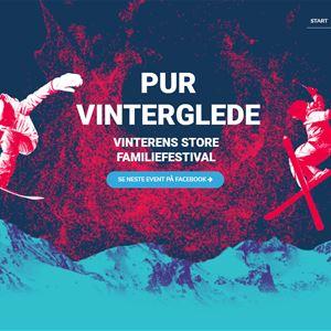 Pur Vinterglede er vinterens store familiefestival