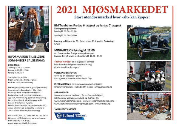 Mjøs Market