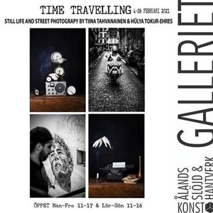 Fotoutställning: Time Travelling - Still Life & Street Photography by Tiina Tahvanainen and Hülya Tokur-Ehres