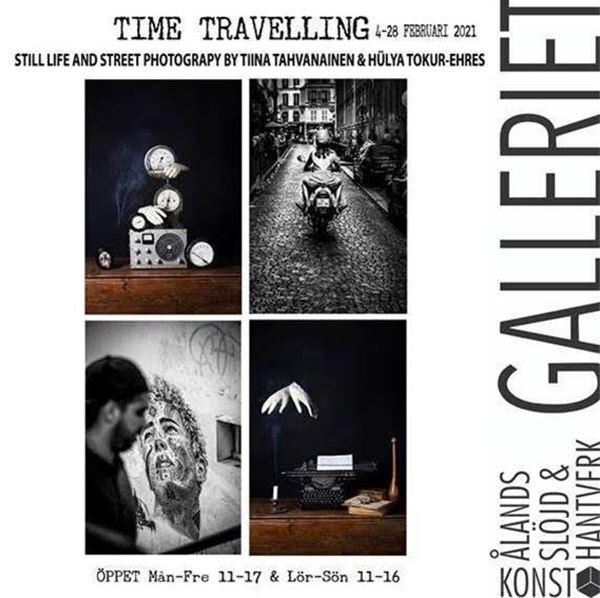 Fotoutställning: Time Travelling - Still Life & Street Photography by Tiina Tahvanainen and Hülya Tokur-Ehres