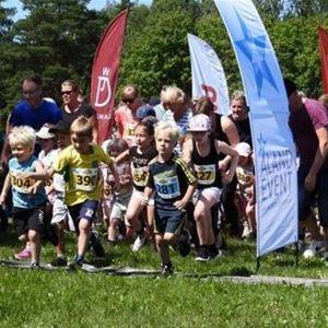 Running contest: Semesterloppet 2021 in Eckerö