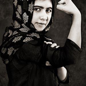 Albert Wiking, Malala Yousafzai