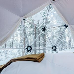 GLØD Aurora Canvas Dome
