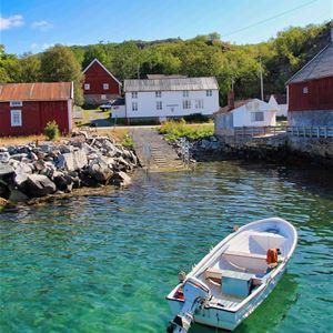 © Skrolsvik Kystferie, Boat and Skrolsvik kystferie